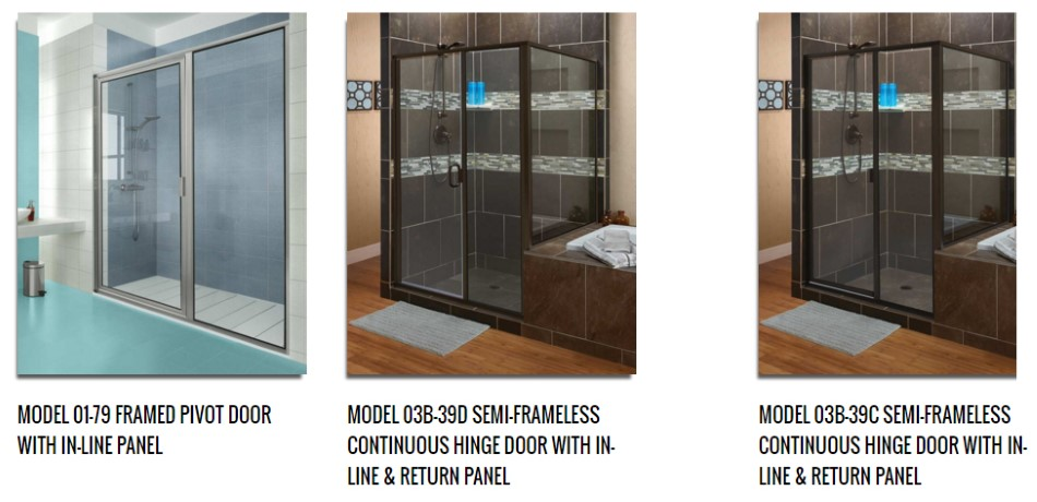 Frameless shower door houston showers doors houston commercial glass pivot and hinge doors planetlyrics Image collections